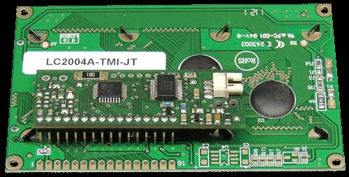USB-Display-Interface