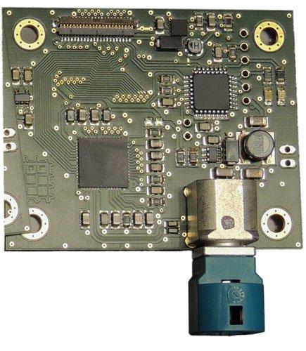 TFT-Modul-Platine, 800x480, 18bit RGB