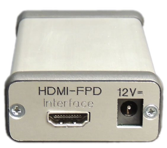 HDMI-DVI zu FPD-Link Konverter-Box