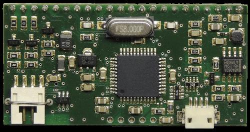 USB-Display-Interface-Platine