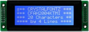 Charakter-Modul CFAH2004K-TMI