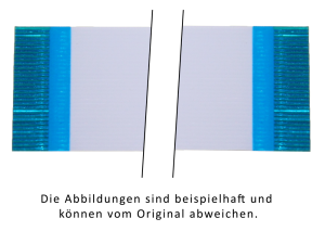 Flexkabel / FFC / Flachbandkabel Raster 0,5