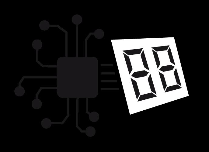 Entwicklung für LCD-Module
